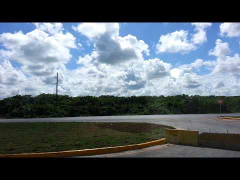 Punta Cana, Dominican Republic Trip to Airport