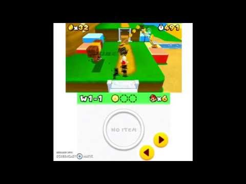 [TUTORIAL] How to create Custom super mario 3d land levels