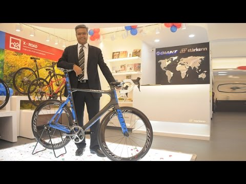 World's Fastest Bicycle Launched In India By Giant Bicycles !