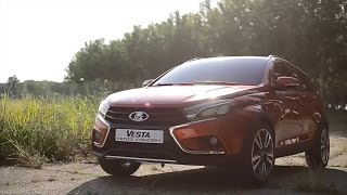 Обзор / Lada Vesta Cross Concept. 2015