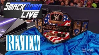 Wwe Smackdown Live 12/26/17 Review Last Show Of 2017