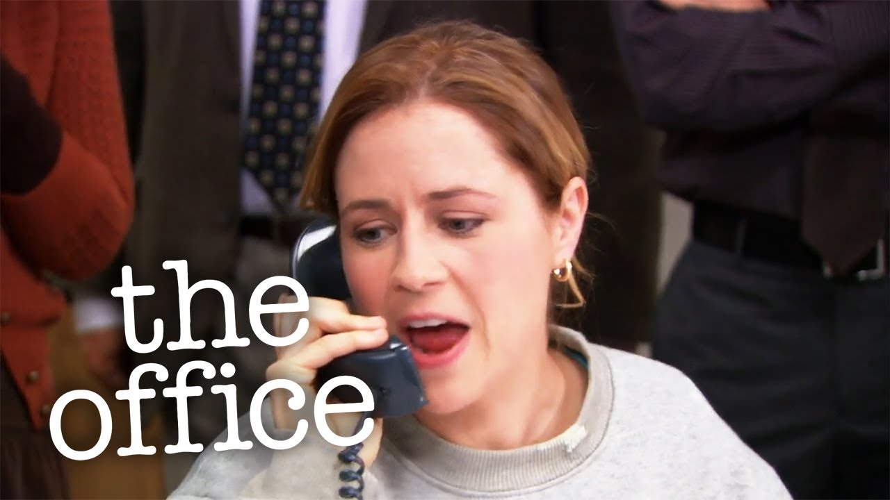 Pam Gets Her First Complaint - The Office US