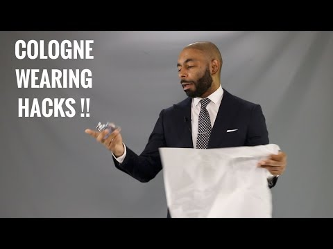 How To Make Your Cologne Last Longer/Cologne Wearing Hacks