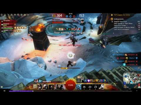 Guild Wars 2 Daily PvP 2016 12 16 Thief 1