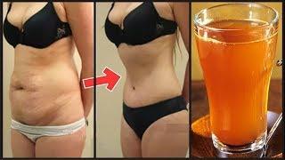 सुबह खाली पेट पीकर अपने मोठे पेट को सदा के लिए BYE BYE कहें ! Lose Weight !! Fast Weight loss Drink