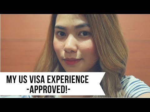 US Tourist Visa Interview in the Philippines | My Experience + Tips