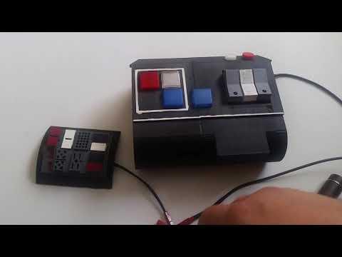 Tie Pilot Chest Box and Commpad LED Setup