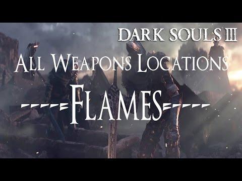 Dark Souls 3 Pyromancy Flame Location