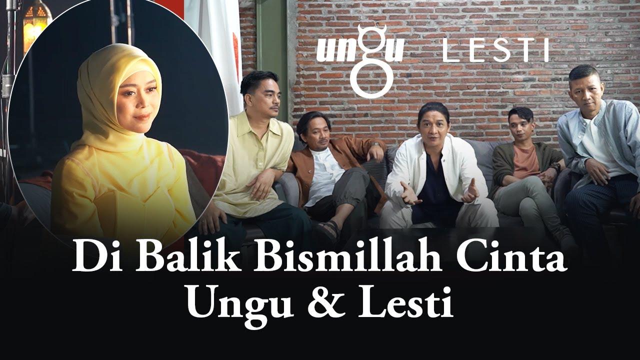 Download Ungu & Lesti - Bismillah Cinta (Behind The Scene) MP3 Gratis