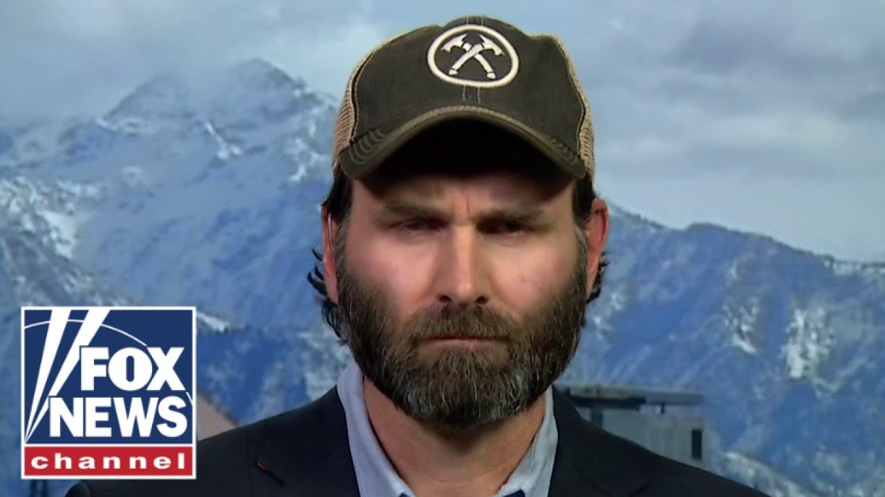 Former Navy Seal slams Biden's 'war' on the Second Amendment