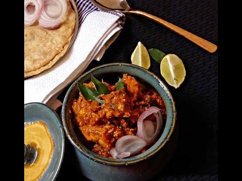 KOLHAPURI CHICKEN RECIPE |मसालेदार कोल्हापुरी चिकन I SUKHA CHICKEN RECIPE | KITCHEN SWAG