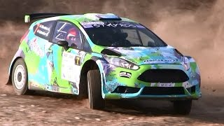 R5 Rally Cars best of 2016.Big Movie-Lepold Sportvideo