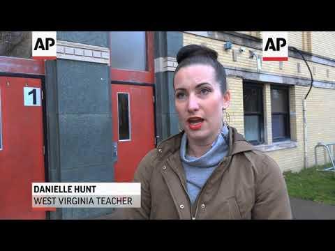 West Virginia Teachers Return to Classroom