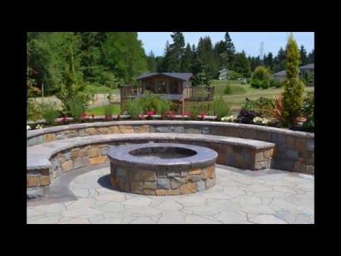 Backyard Fire Pit Designs | Fire Pit Backyard Designs
