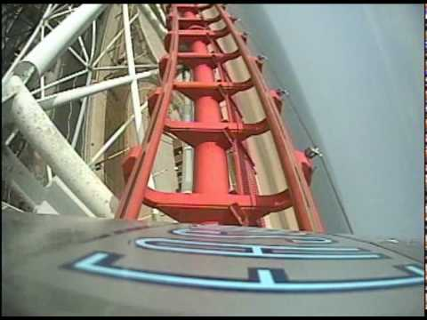 Pepsi Max Big One Roller Coaster Front Seat POV Blackpool Pleasure Beach