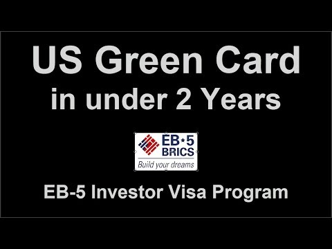 How to Get a US Green Card in under 2 Years