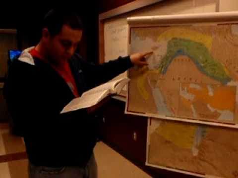 SUNDAY SCHOOL TEACHING TIPS - MAPS AND ATLASES