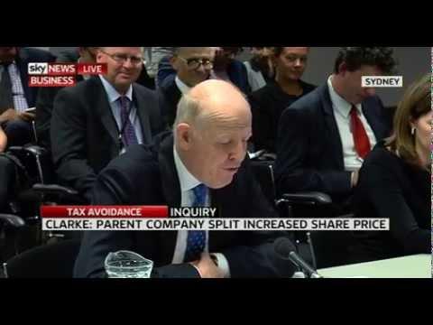 News Corp CEO Julian Clarke complains of 'relentless' Fairfax attack