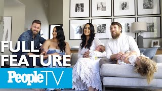 The Bella Twins Talk Giving Birth To Their Sons Within 22 Hours Of Each Other \u0026 More | PeopleTV