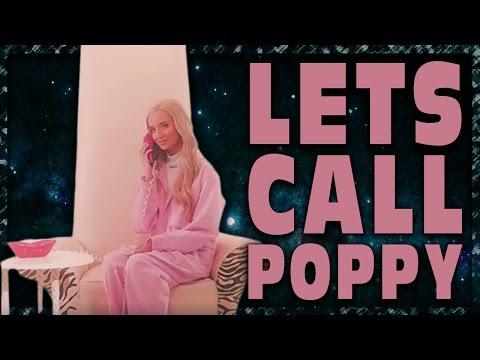 CALL POPPY (I TALK TO THAT POPPY)