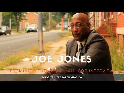 VOC Promundo Mini Series Interview with Joe Jones