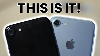 iPhone 7 Piano Black First Look!