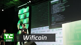 Wificoin lets you buy hotspot access with cryptocurrency   Disrupt SF 2017 Hackathon