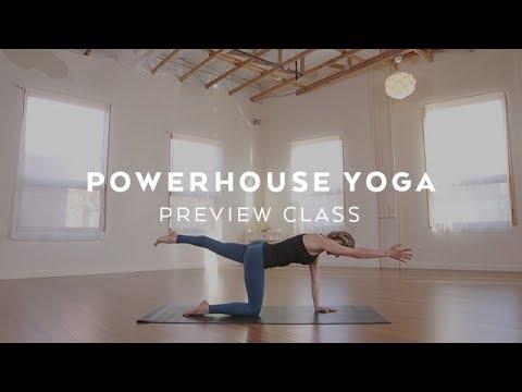 Pilates-Yoga Core Workout with Kristin McGee - Cody App Yoga