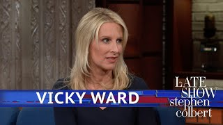 Vicky Ward: Only Melania Can Say