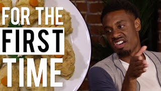 Black People Try Jewish Food 'For The First Time'