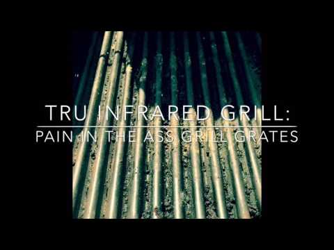 How To Clean Tru Infrared Grill Grates