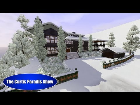 The Sims 3 - Building 101 Lakeside Drive