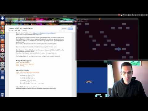 How to Create a NAS with Ubuntu Server