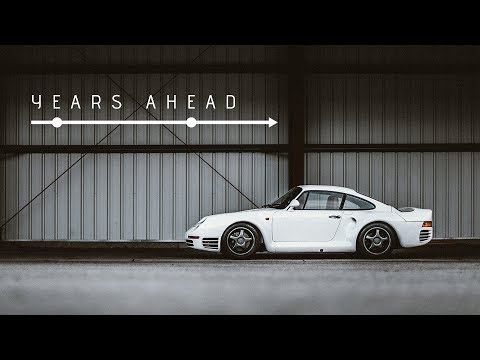 Porsche 959: A Supercar Years Ahead Of Its Time