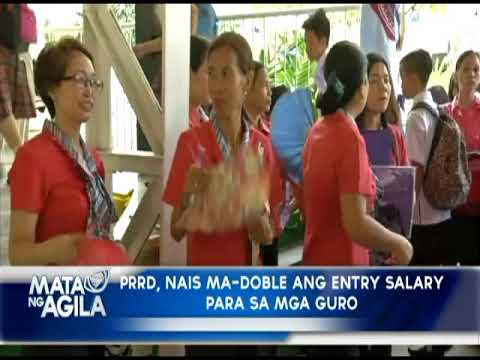 Roque: President Duterte wants salary increase for teachers