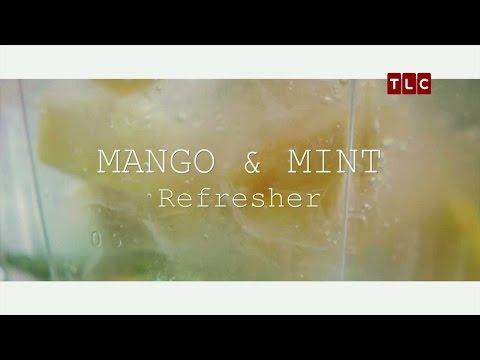 Mango Mint Refresher | JAMIE'S SUPER FOOD