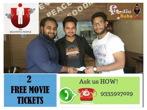 How to Win FREE Movie Tickets in India.