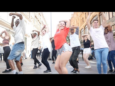 Our Best Flash Mobs! Bespoke Flash Mob Company, London, Manchester & UK