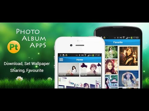 Photo Album Android App source code for sale - sellmyapp.com