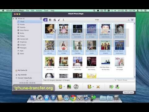 [Sync iPhone 5S Music to iTunes Mac]: Transfer/Export/Import Music from iPhone 5S to iTunes on Mac