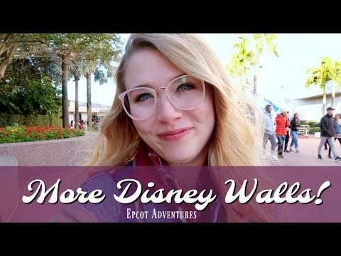 I FOUND MORE DISNEY WALLS! | Ever After Take Three