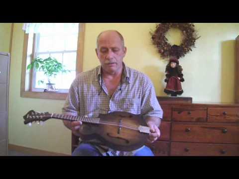 How to set-up a mandolin