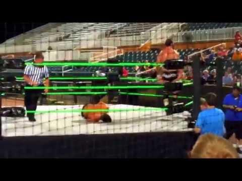 Dustin Starr vs Chris Mordetsky - Global Force Wrestling