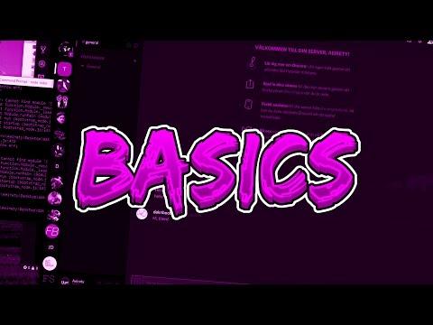 BASICS | Discord Bot Coding Tutorial #1 (Node JS & Discord JS)