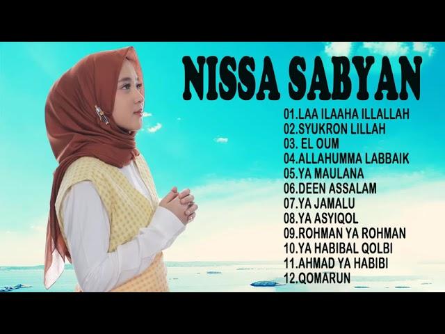 Download Sholawat Deen Assalam Nissa Sabyan full Album MP3 Gratis