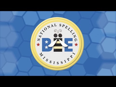 LIVE 2018 Mississippi Spelling Bee | MPB