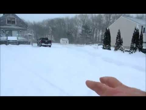 winter storm juno snowfall update from dartmouth ma.