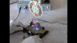 ヒーター電圧だけで動作する・単球再生式ラジオ