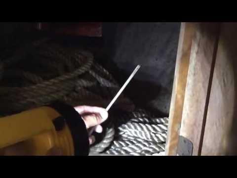 Other direction anchor locker interior test