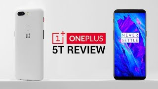 OnePlus 5T REVIEW - The BEST Android Phone?